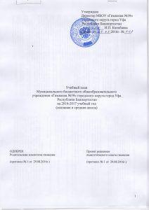 Тит. лист средняя и основная школа