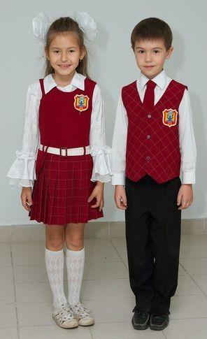 форма школьная 1