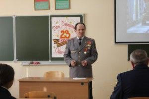 Ветеран Афганской войны Хисматуллин Марат Канафеевич