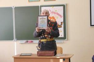ветеран войны Горкавец Степан Семенович